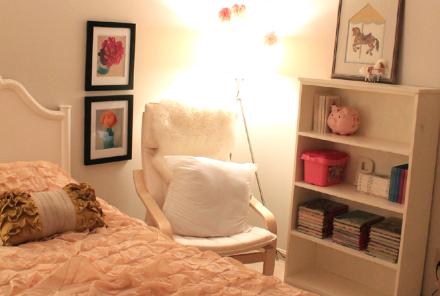 Princess Pink Bedroom 1st - featured image
