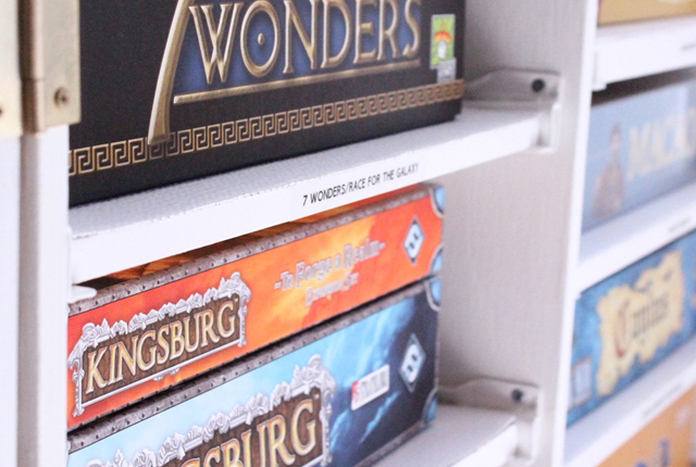 Board Game Storage - featured image