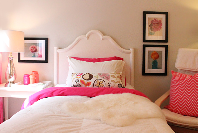 Princess Pink Bedroom - featured image