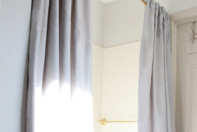 DIY Shower Curtains - featured image