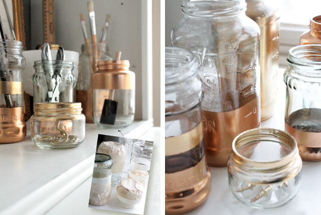 Painted Jars - featured image