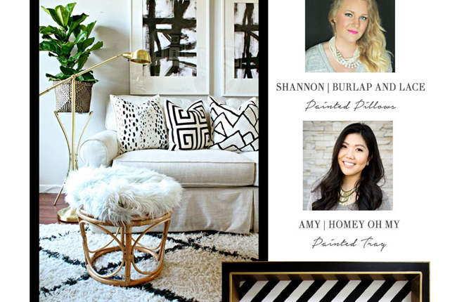 Blogger Projects for the living room -featured image