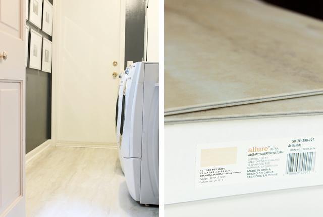 Laundry room flooring - featured image