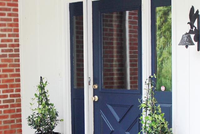 Front Door Paintover - featured image