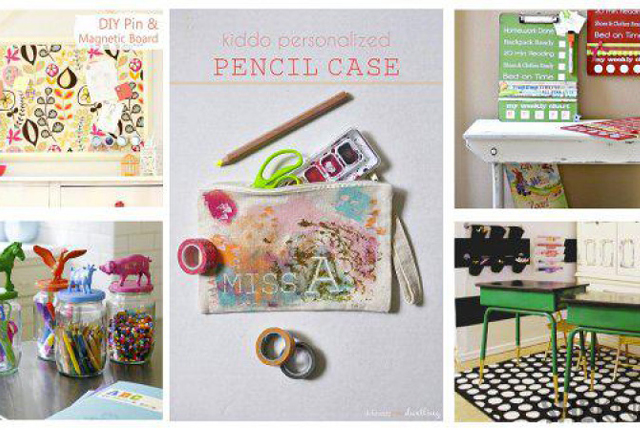 5 Glam Ways to Organize for School - featured image
