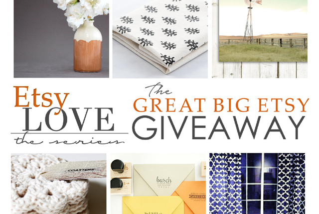 Etsy Giveaway - featured image