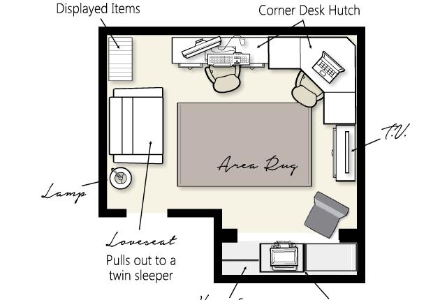 Office Floor Plan -featured image