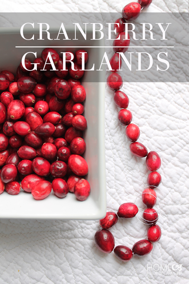 Cranberry_garlands