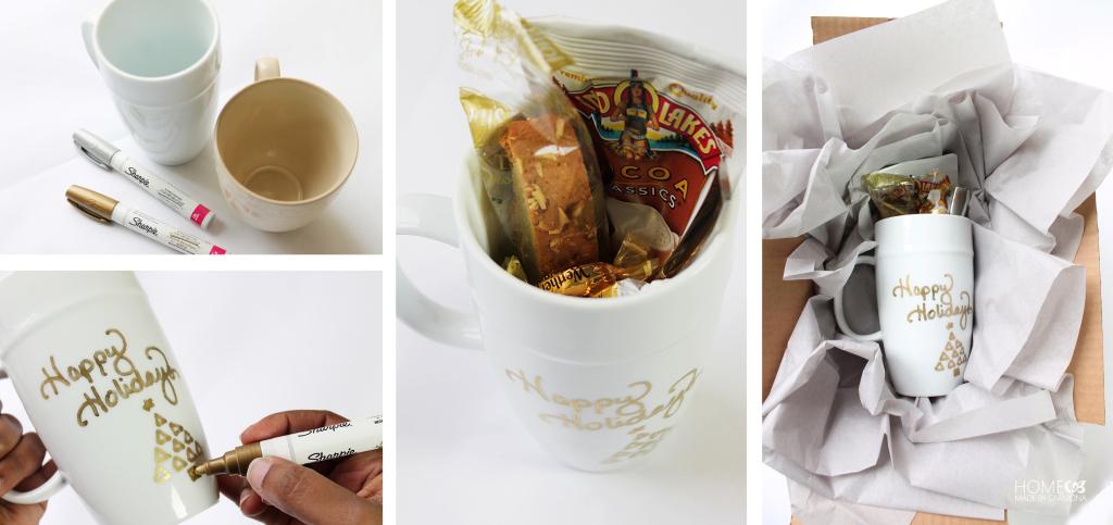Personalized mugs - mailing gift