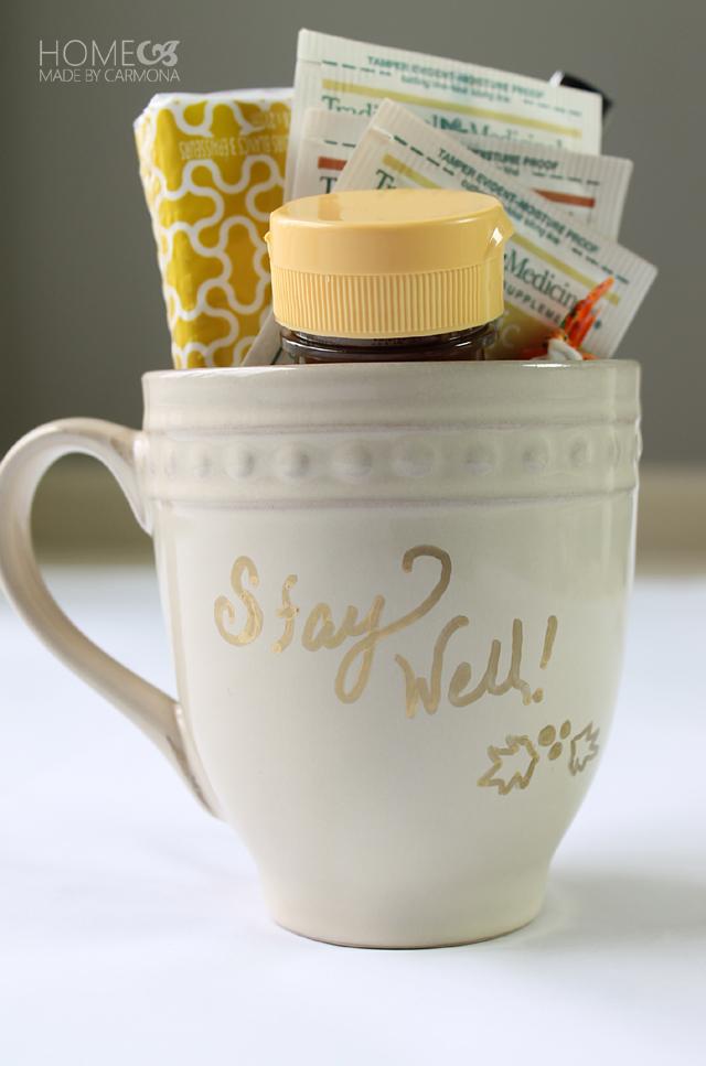 Stay well mug
