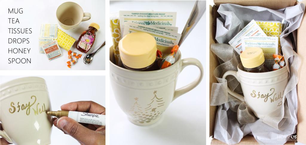 stay well gift mug