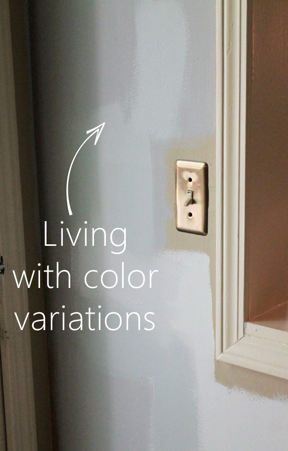 Living with color variation