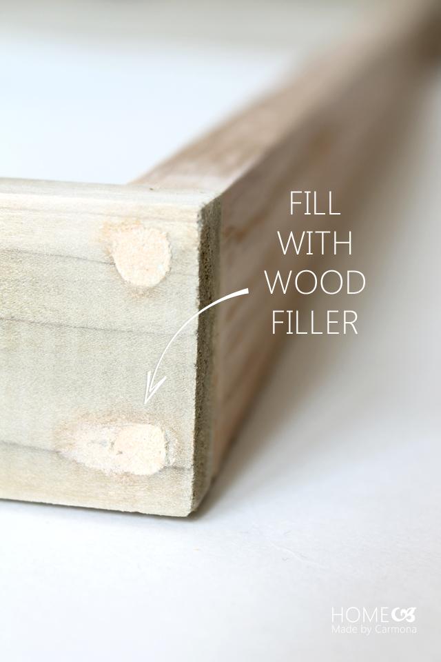 Canvas Frame-wood filler copy