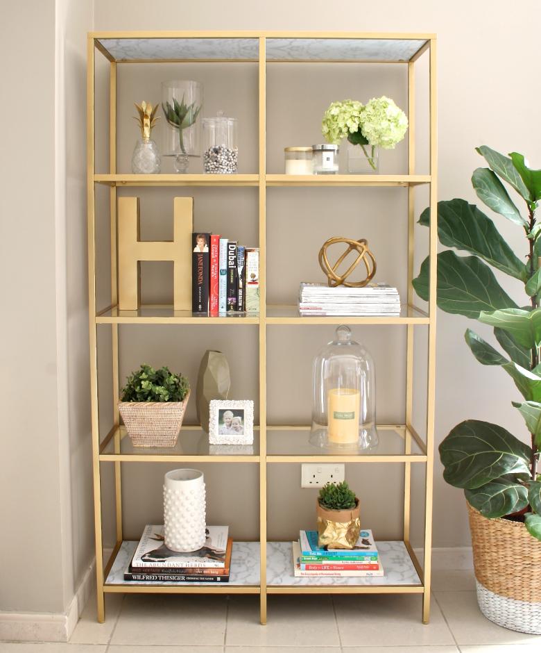 DIY-gold-bookshelf-REVEAL2
