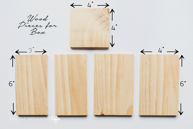 How to Upcycle Wood Scraps to make a Utensil Holder