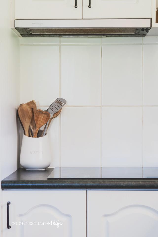 How to make your own utensil holder