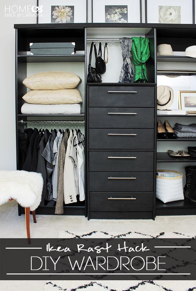 Ikea-wardrobe-hack