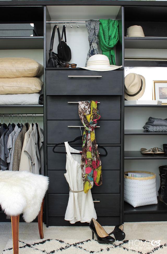 Wardrobe-drawer-set