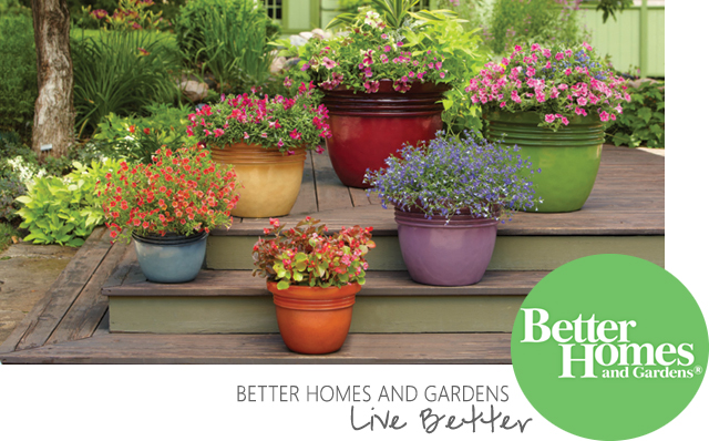 Better Homes and Gardens Live Better