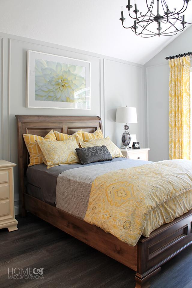 Dream House Master Bedroom