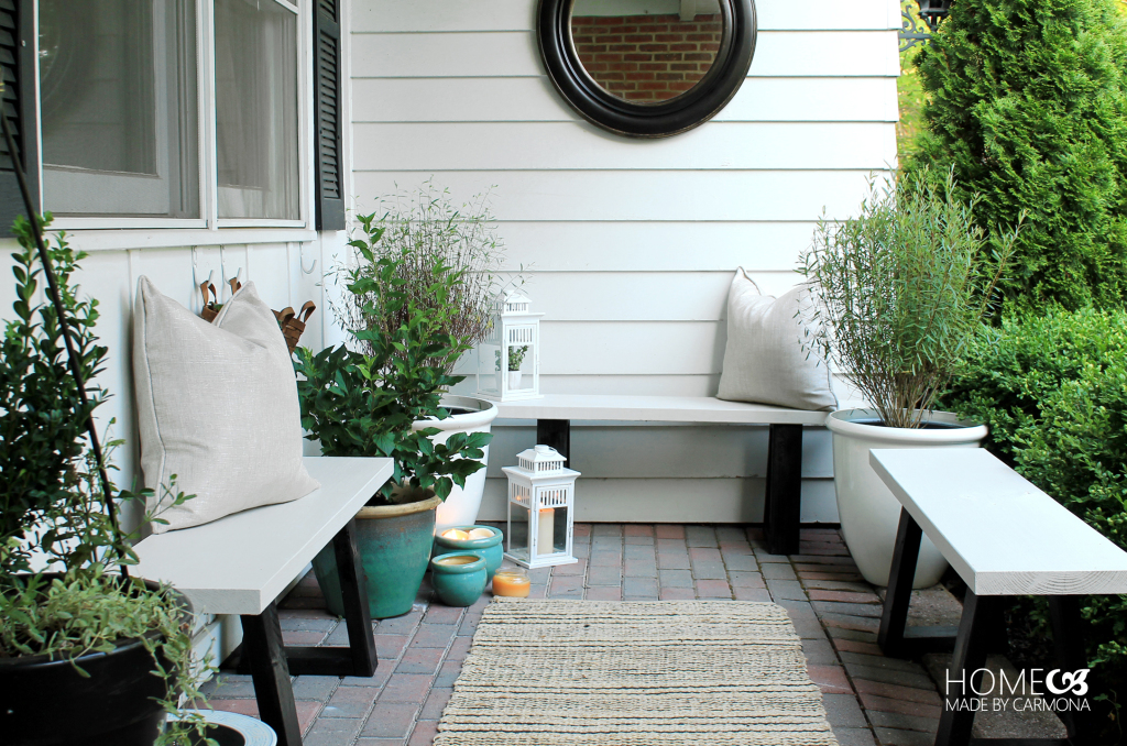 Front Patio Porch Makeover Tips