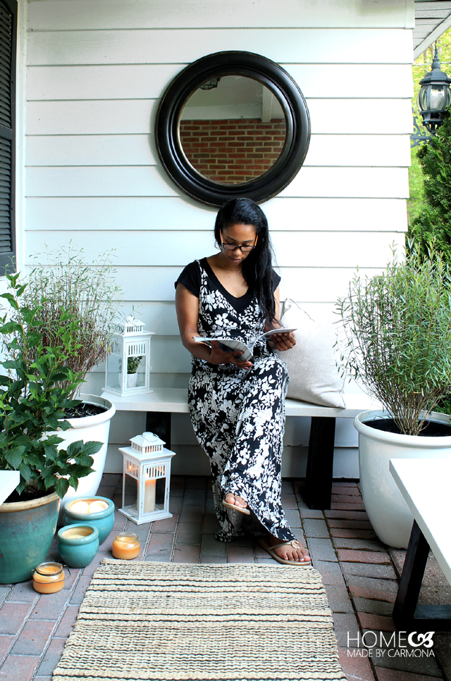 Patio Styling Tips