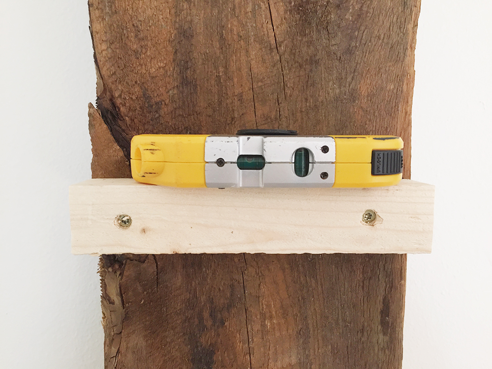 If your wood is being finicky, you may want to pre-drill holes in the board as well.