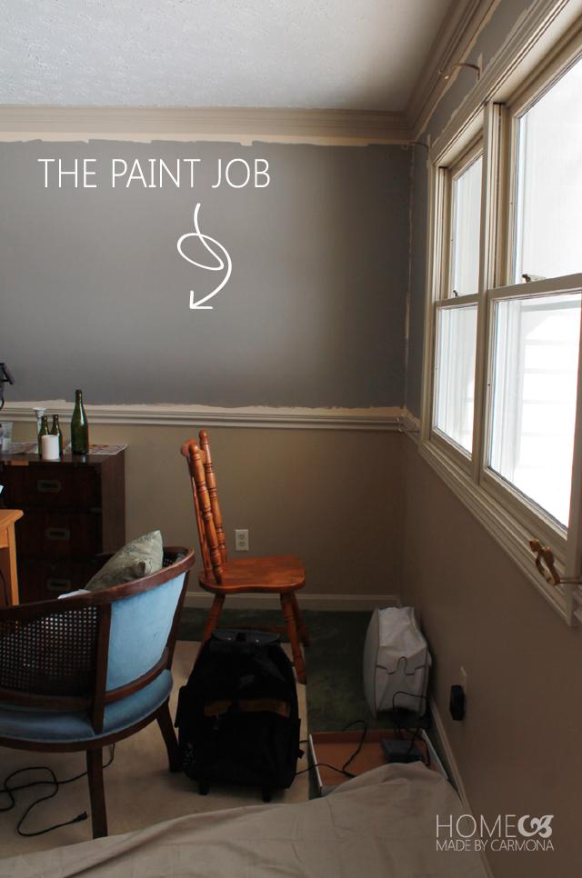 Dining Room Paint job