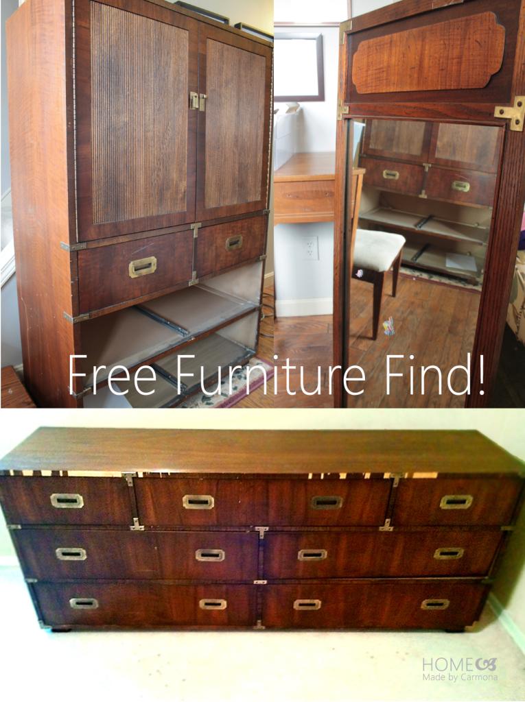 Free Furniture Find