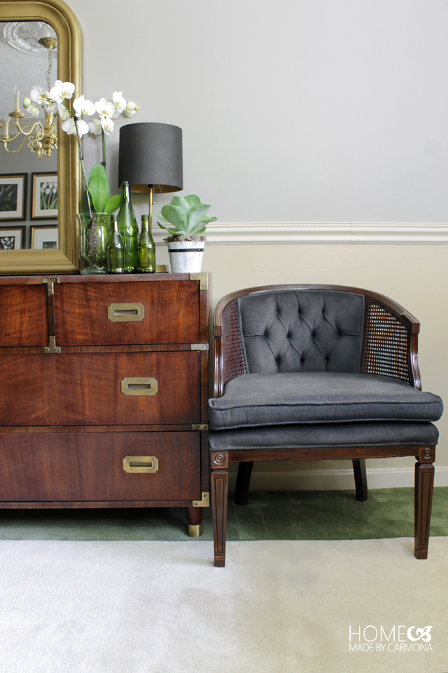 Armchair Makeover