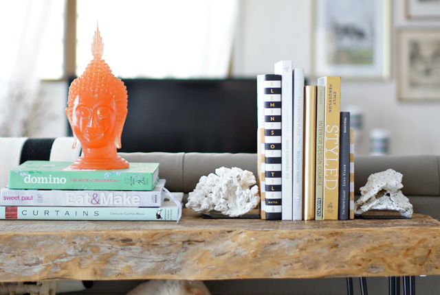 Coral Bookend DIY - featured image