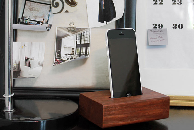 DIY Phone Charging Station - featured image