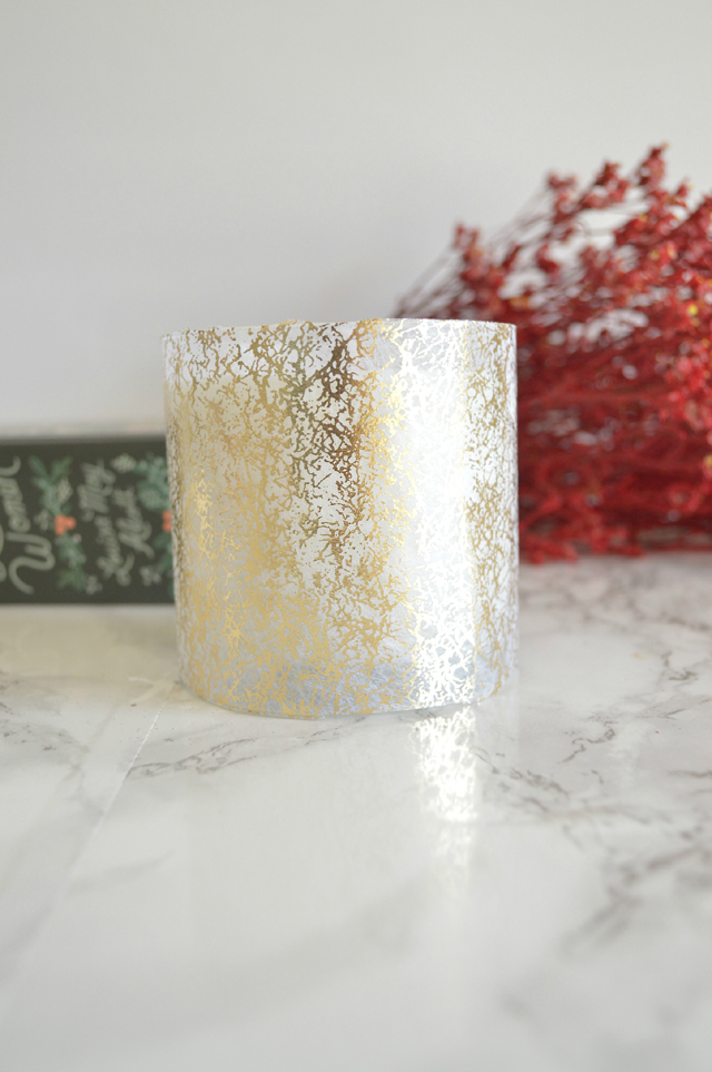 DIY Soy wax Candle