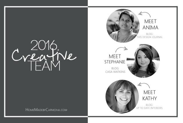 HMC 2016 Creative Team