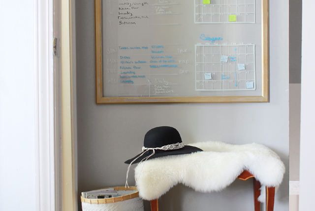 Schedule and chore board -  featured image 2