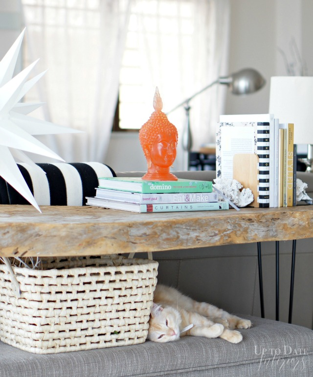 Vignette Styling | Up To Date Interiors