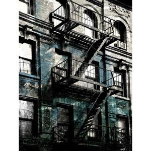 City Escape Wall Art