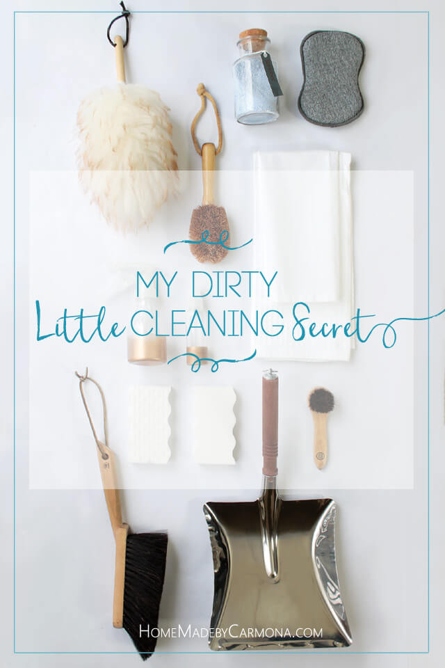 Dirty Little Cleaning Secrets