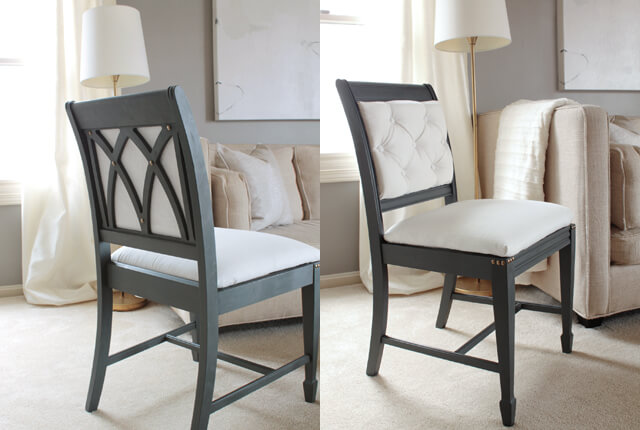 Drab to Fab Chair Makeover - featured image