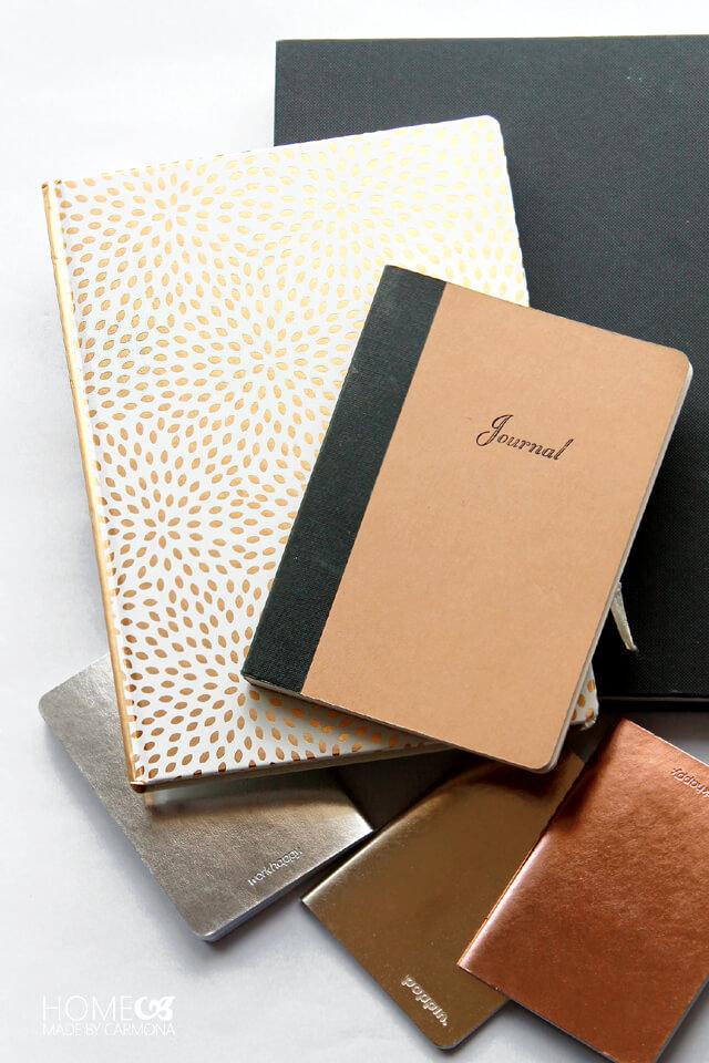 Favorite Things - Cute Journals