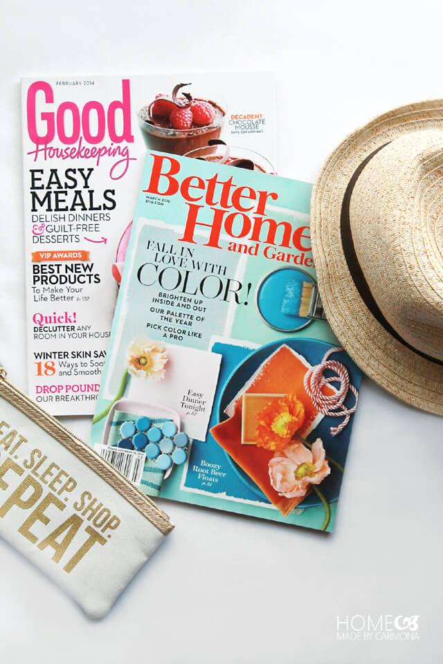 HMC Magazine Features