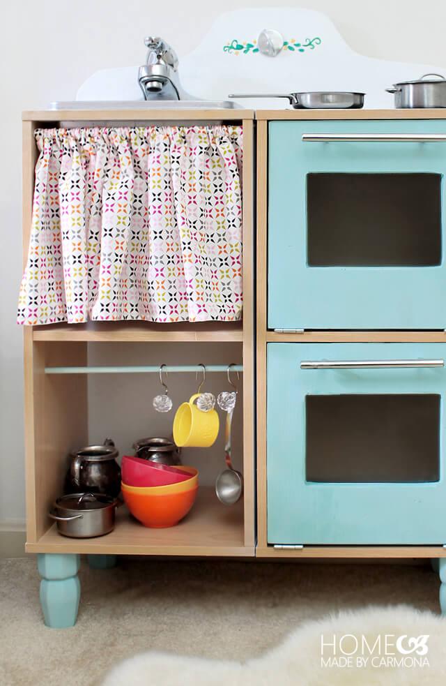 Make-it-yourself Kids Play Kitchen