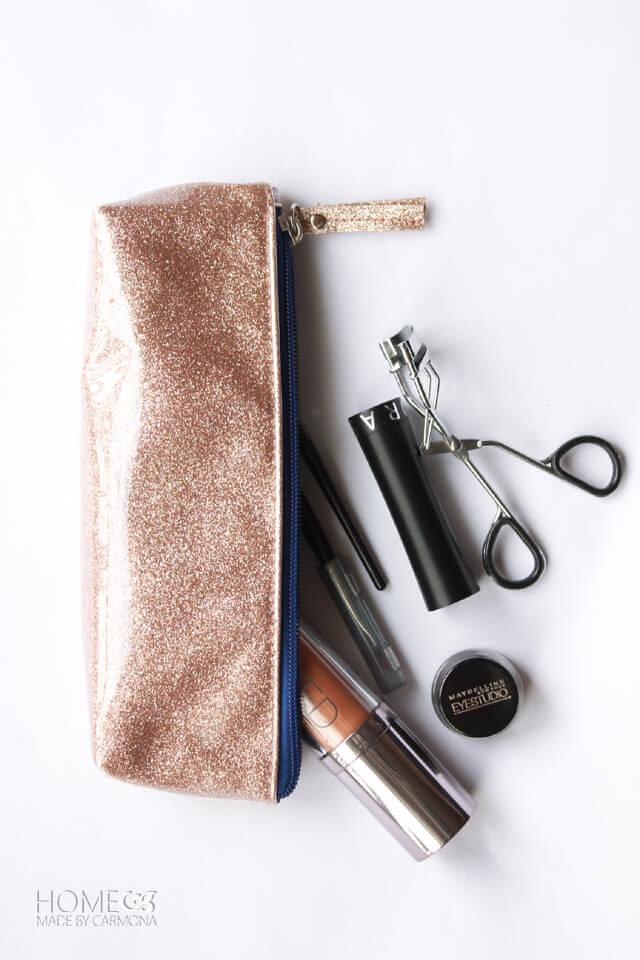 Sparkly Makeup Bag