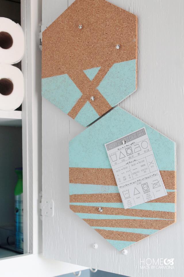 Designed Corkboard