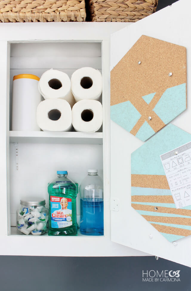 Organized cleaners