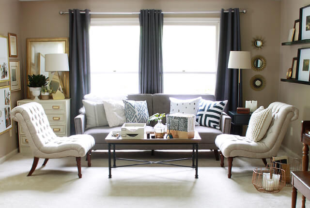 Living Room Makeover - featured image