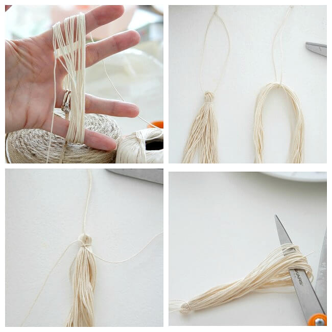 How- to make a tassel