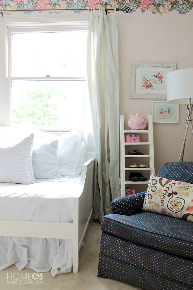 Child's bedroom - room refresh