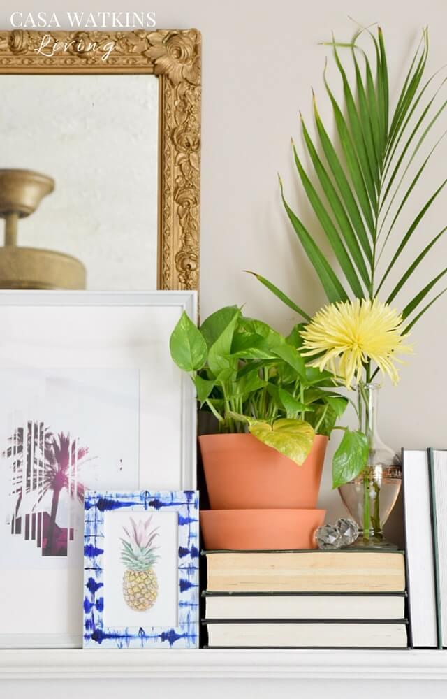 DIY-painted-shibori-frame-tutorial