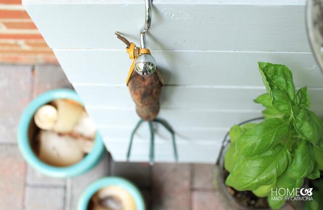 Do-it-yourself Hanging Garden - tools